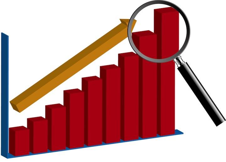 業績の良い企業の株を買う